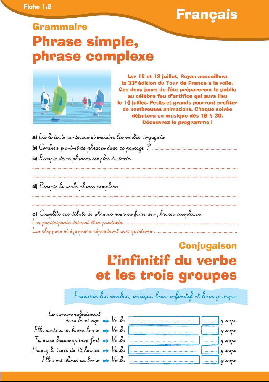 Épinglé Sur Les Regles intérieur Fiche Français Ce1 Imprimer