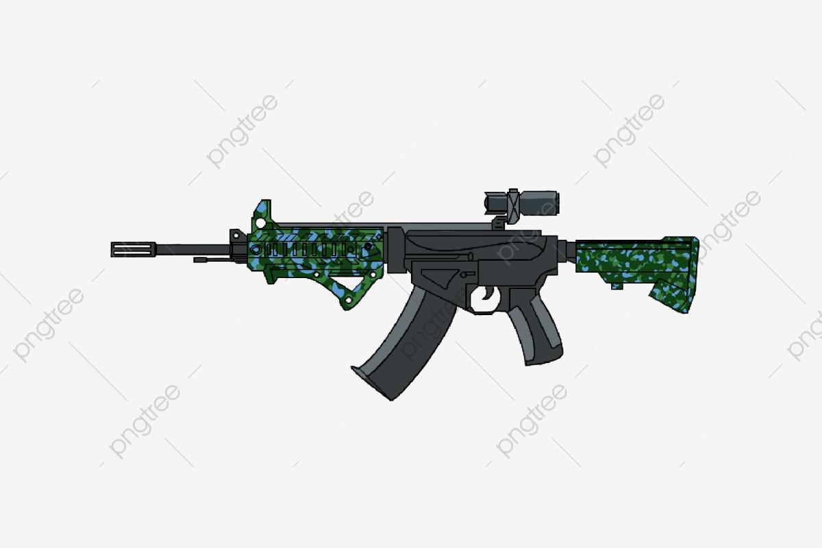 Équipement Militaire Pistolet À Dessin Équipement Darmes à Comment Dessiner Un Fusil