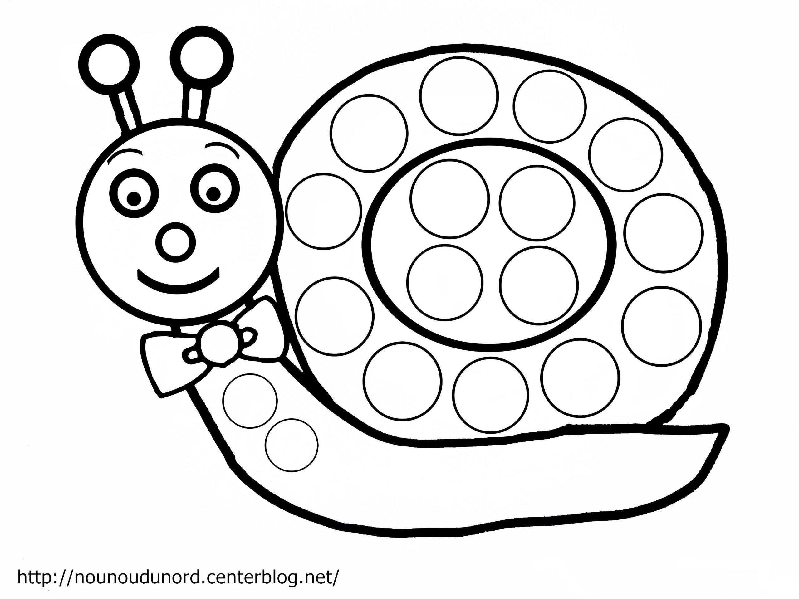 Escargot (Animaux) – Coloriages À Imprimer encequiconcerne Dessin À Découper