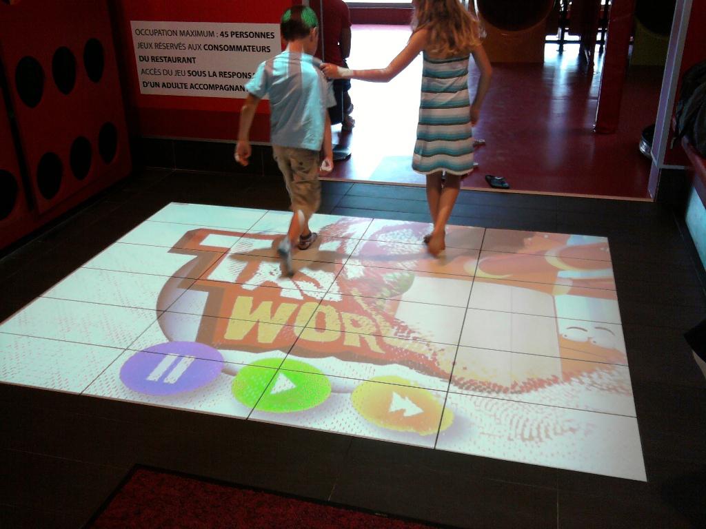 Espaces Enfantskids Areas - Ergo Sum Agence Digitale destiné Jeu Interactif Enfant