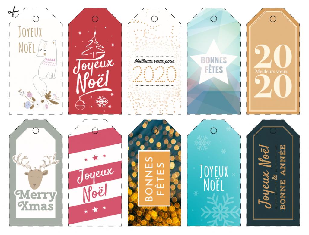 Étiquettes Cadeaux Noël À Imprimer Chez Vous - Smartphoto Be Fr concernant Etiquette Cadeau Noel A Imprimer Gratuitement