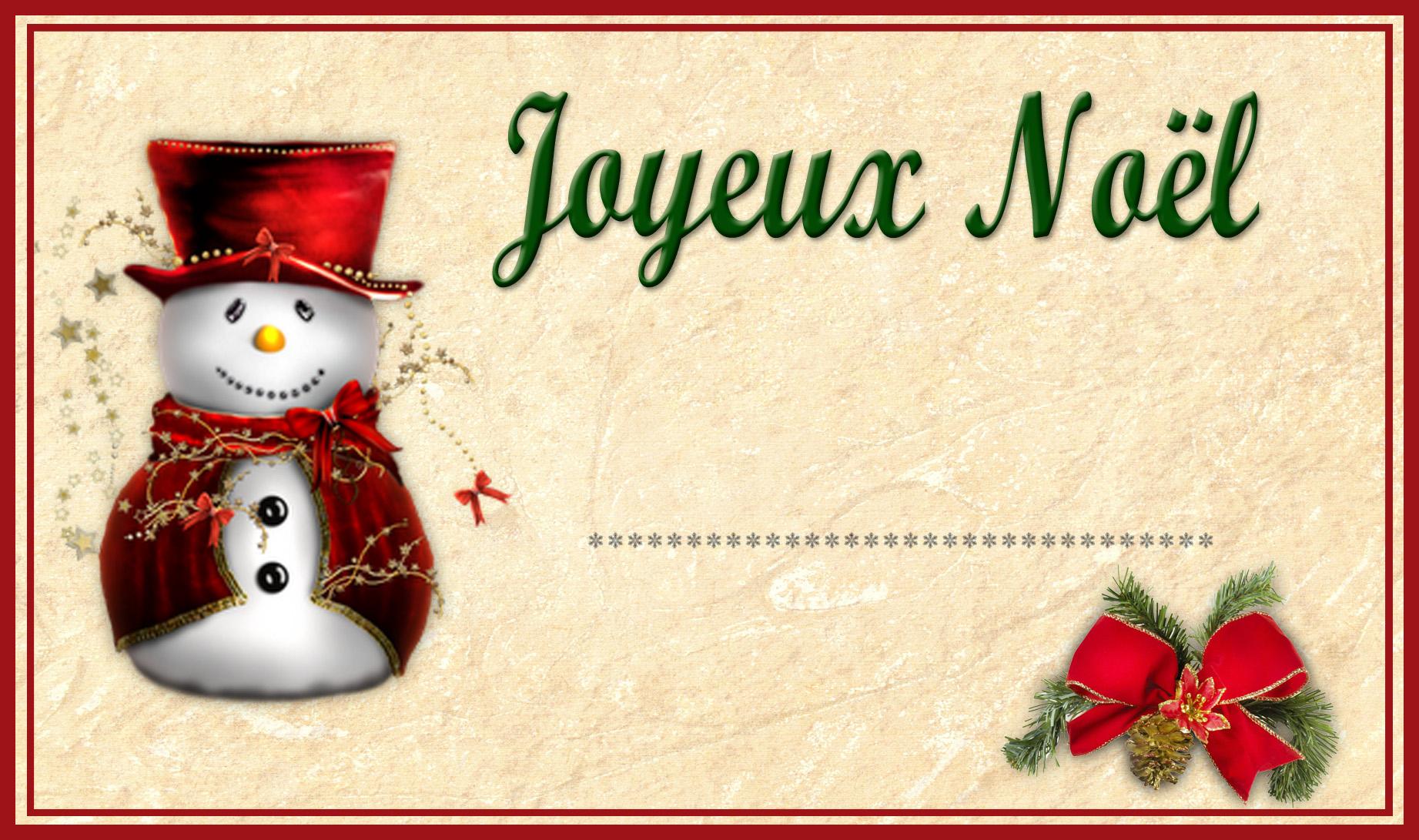Etiquettes De Noël À Imprimer - Chez-Mireille D concernant Etiquette Noel A Imprimer