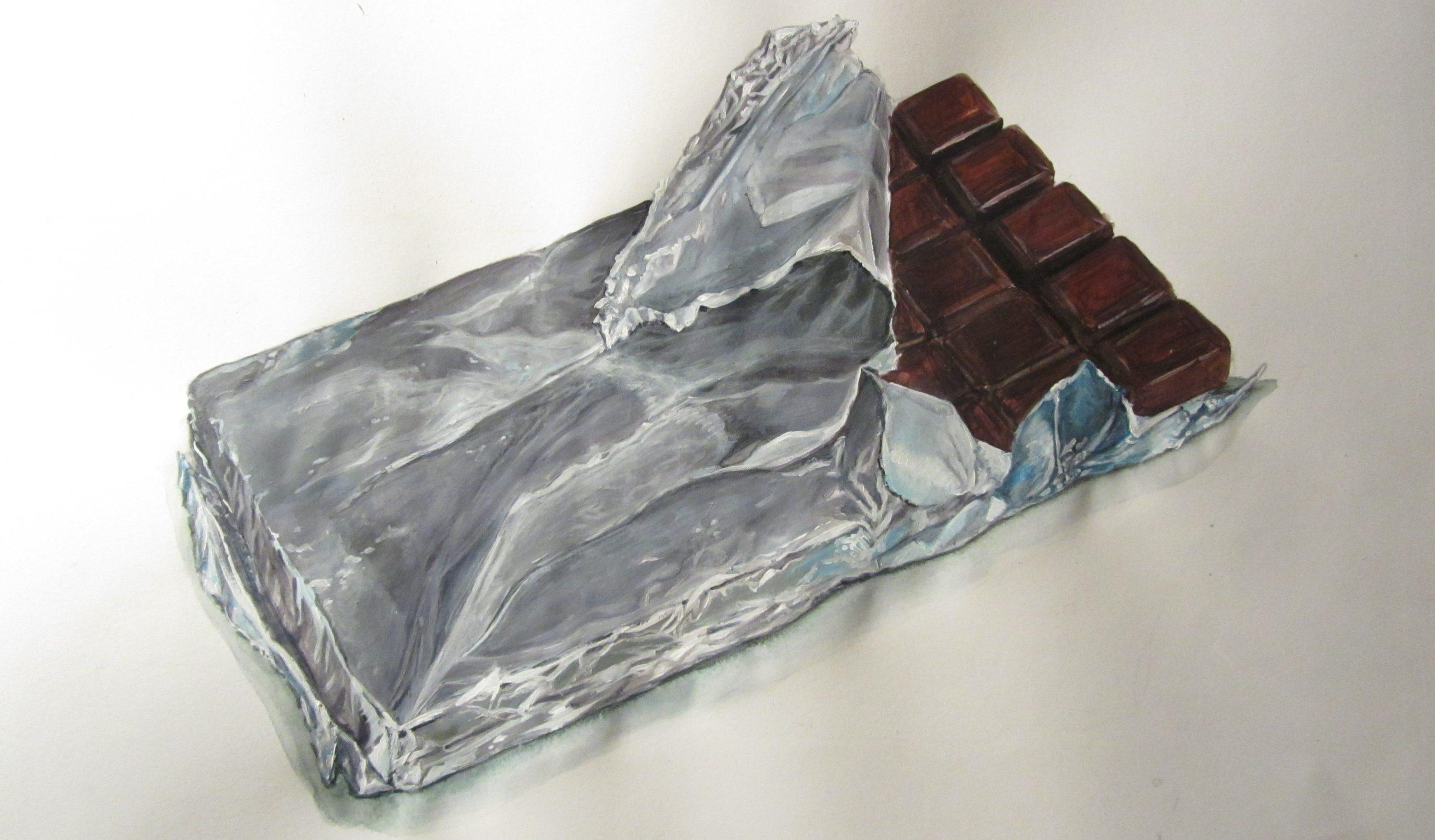 Etude Doc - Tablette De Chocolat- - Dans La Tanière De La pour Tablette Chocolat Dessin