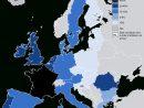 European Union - French • Map • Populationdata intérieur Carte Union Europeene