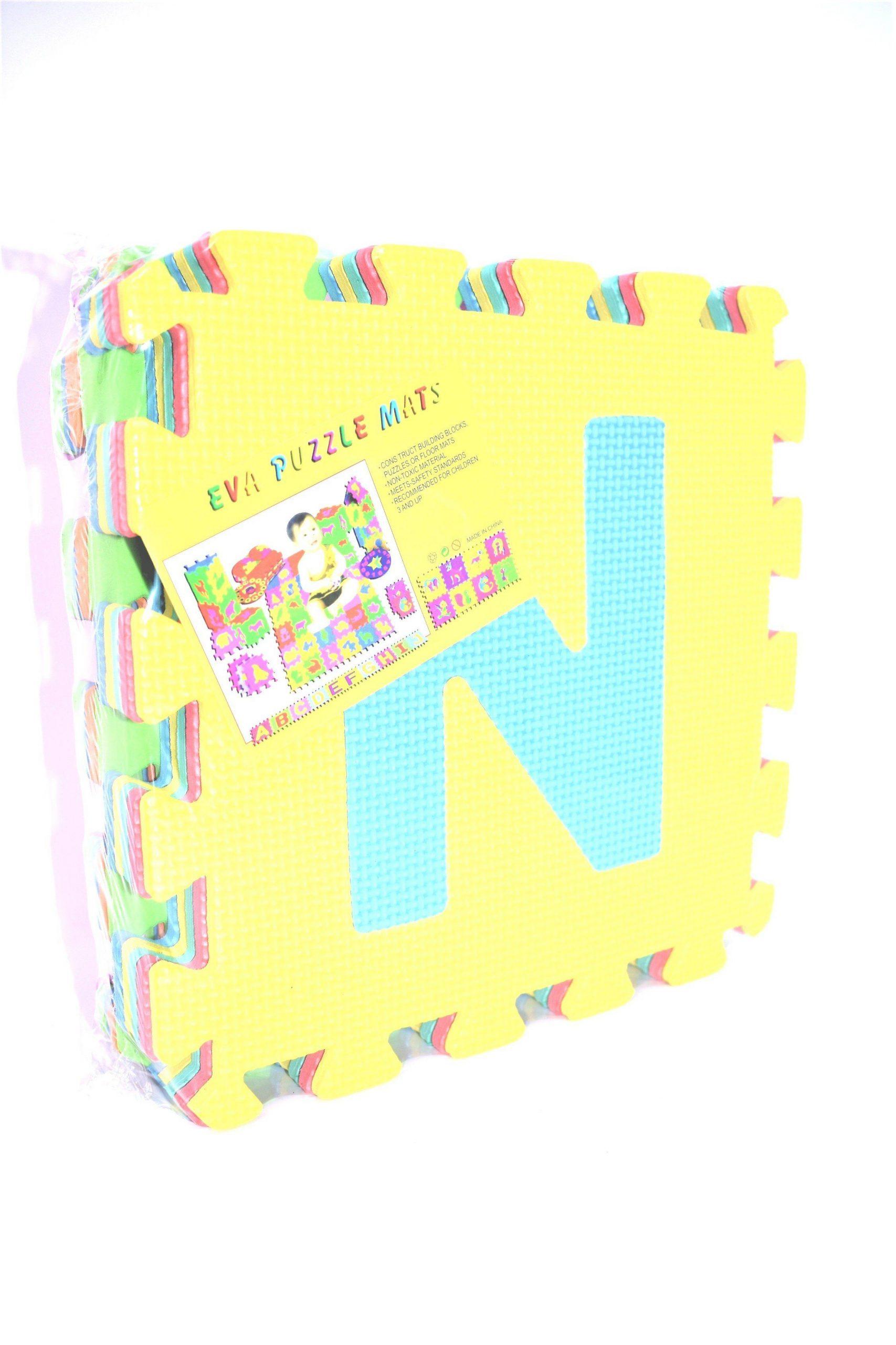 Eva Puzzle Mats, 8 Ct. | Puzzle Mat, Floor Mats, Puzzle concernant Puzzle Gratuit Facile