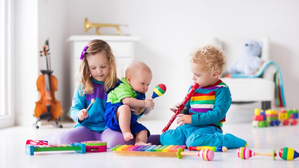 Eveil Musical Enfant 2 Ans, 3 Ans, 4 Ans, 5 Ans, 6 Ans concernant Jeux Pour Bébé 2 Ans