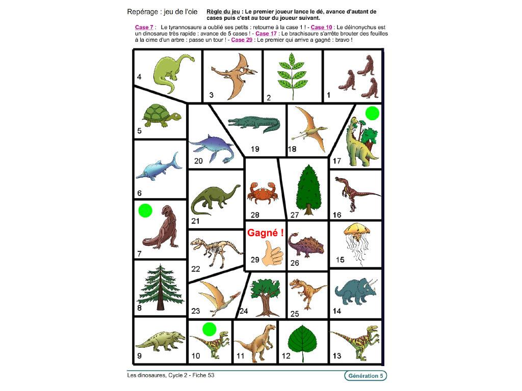 Evolu Fiches - Activités Autour Des Dinosaures concernant Sudoku Maternelle À Imprimer