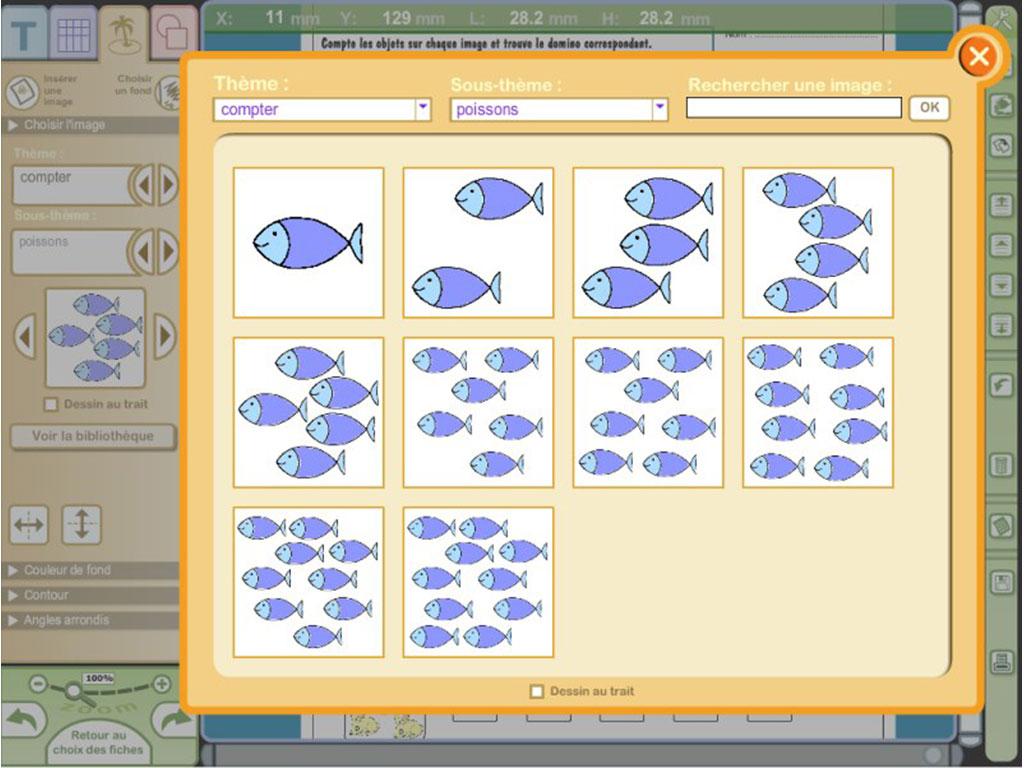 Evolu Fiches - Activités Mathématiques En Moyenne Section intérieur Exercice Maternelle Moyenne Section