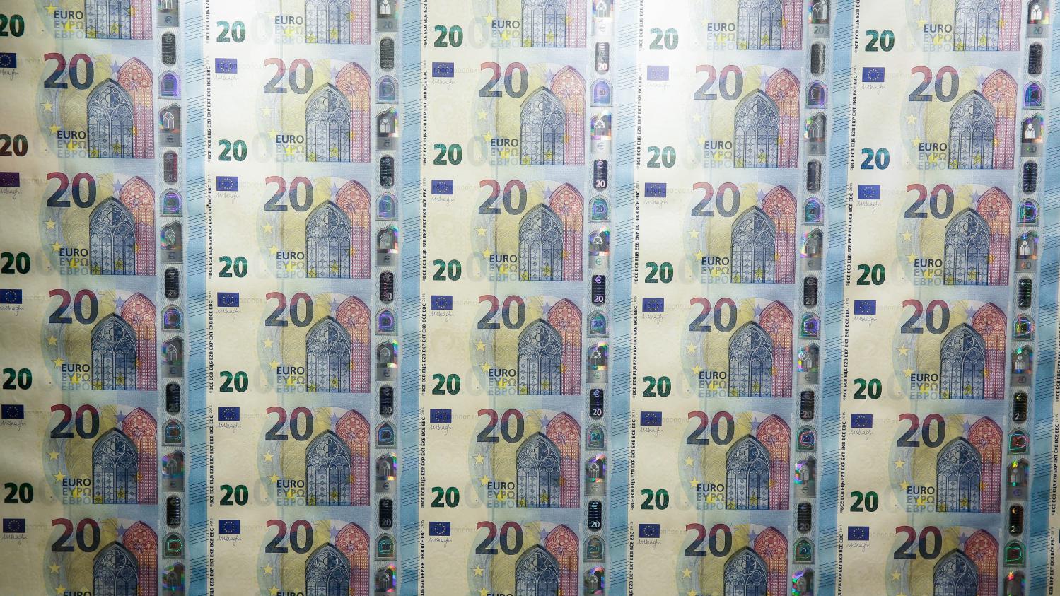 Expliquez-Nous L'iconographie De L'euro dedans Pièces Et Billets En Euros À Imprimer