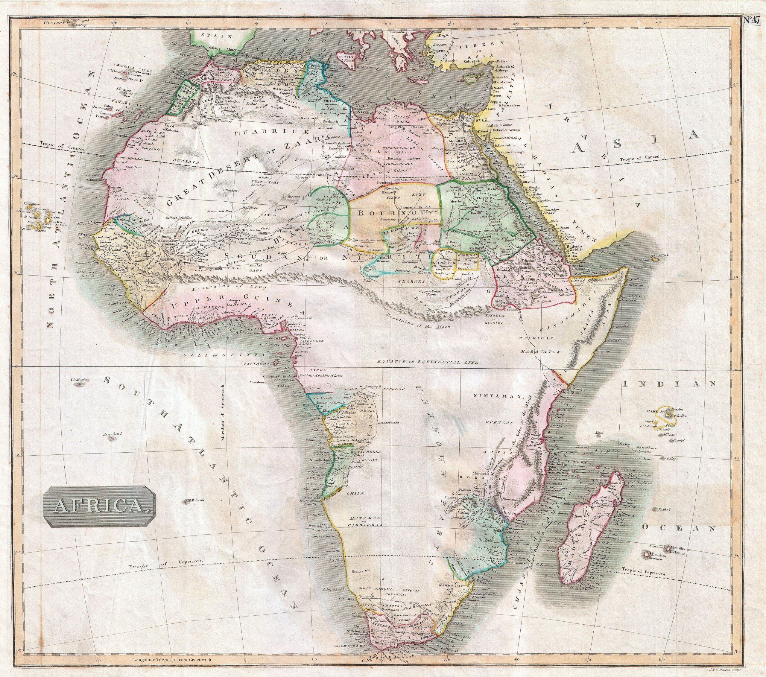 Exploration Européenne De L'afrique — Wikipédia intérieur Carte Europe Sans Nom Des Pays