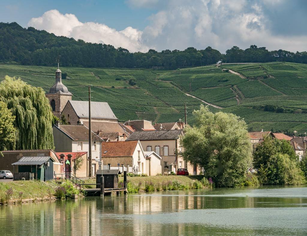 Exploring The Tastiest Unesco Site In The World: Champagne dedans Liste Region De France