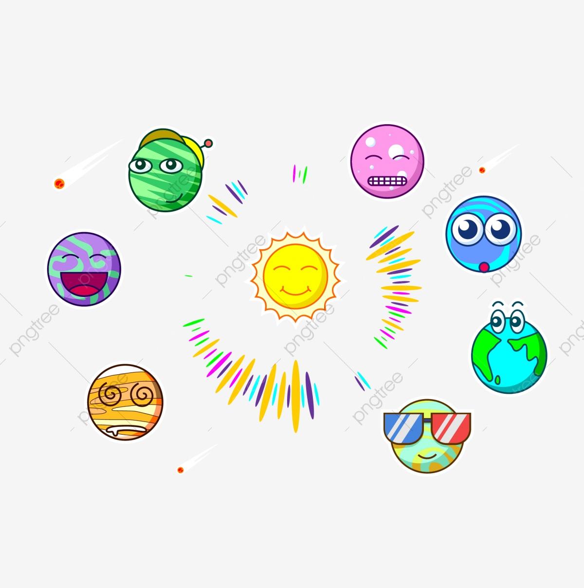 Expression De Dessin Animé Expression De La Terre Expression pour Saturne Dessin