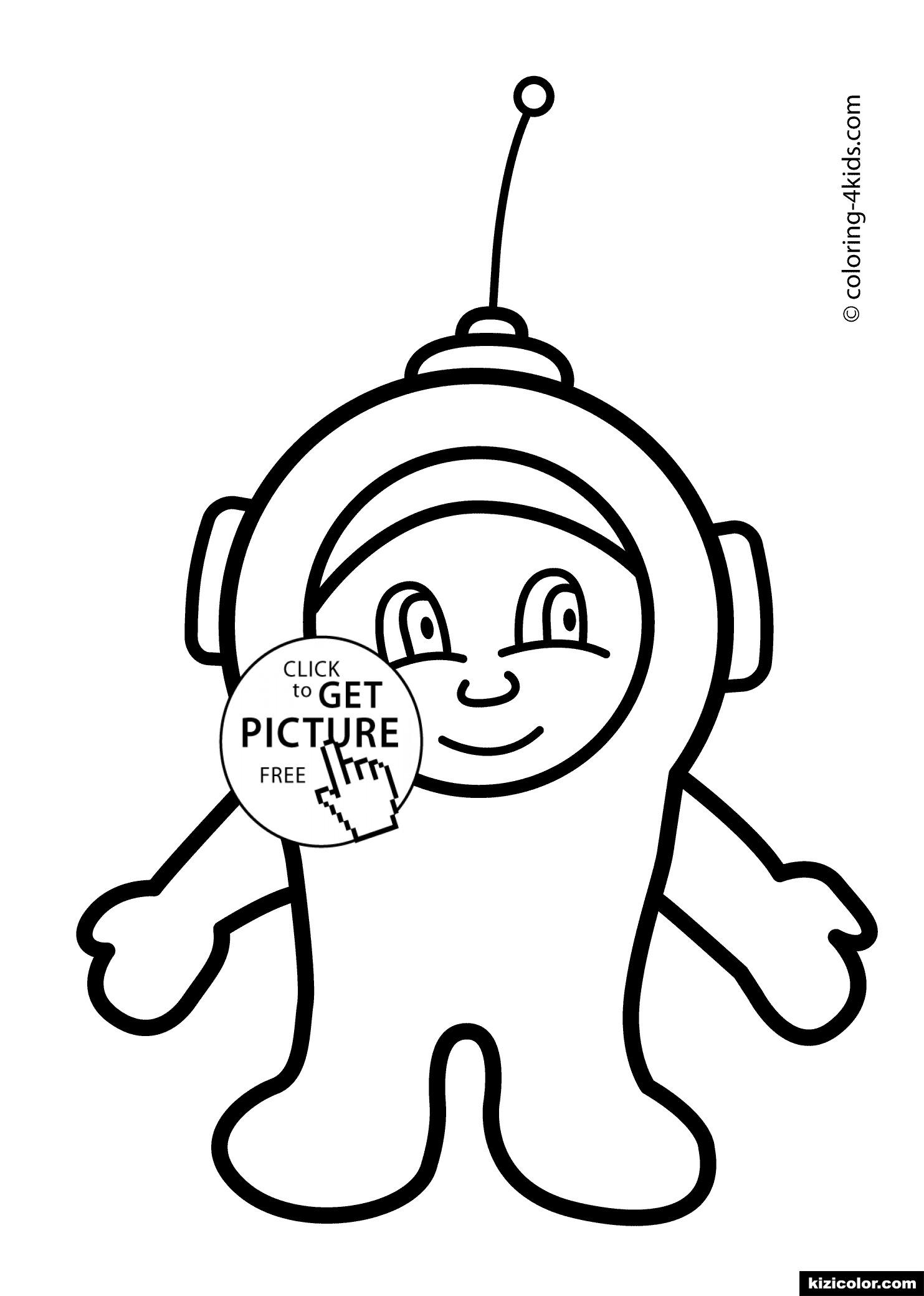 🎨 Astronaute De Lespace Fille 06 - Des Pages À Colorier encequiconcerne Coloriage Astronaute
