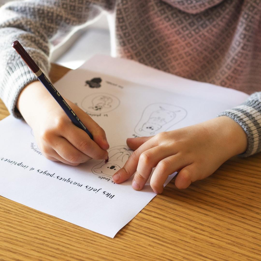Fabrique De Jolis Marque-Pages D'animaux D'australie destiné Modele De Marque Page A Imprimer