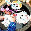Fabriquer Masque Pour Le Carnaval : Idées Bricolage Pour concernant Activite Pour Maternelle Imprimer