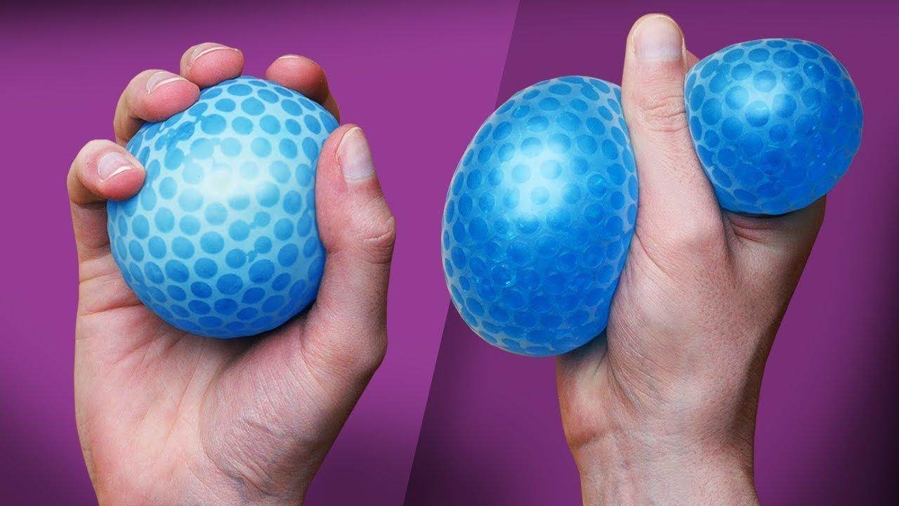 Fabriquer Une Balle Anti-Stress destiné Jeux De Anti Stress