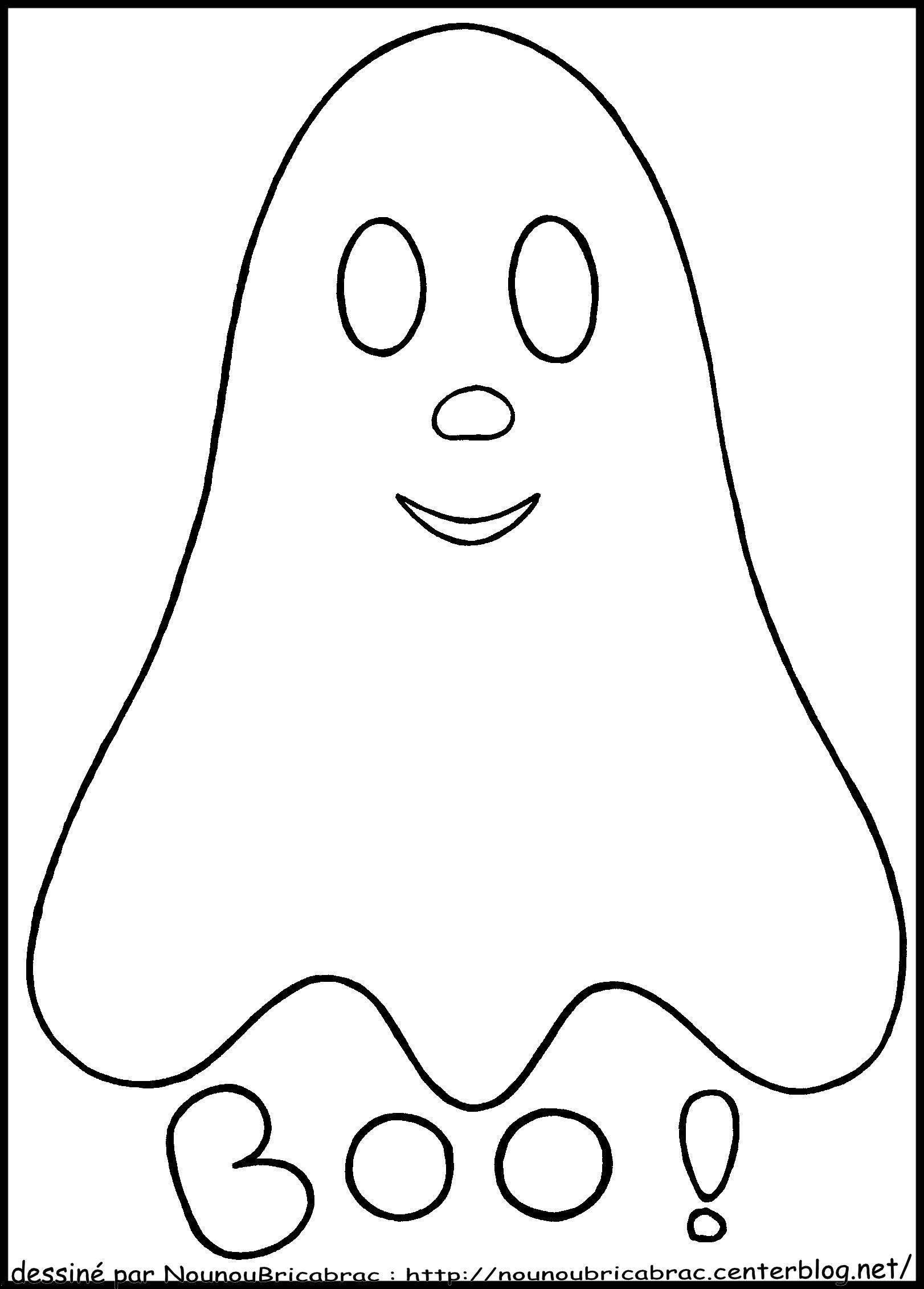 Fantome Dessin Facile - Google Search | Dessin Halloween tout Dessin D Halloween Facile A Dessiner