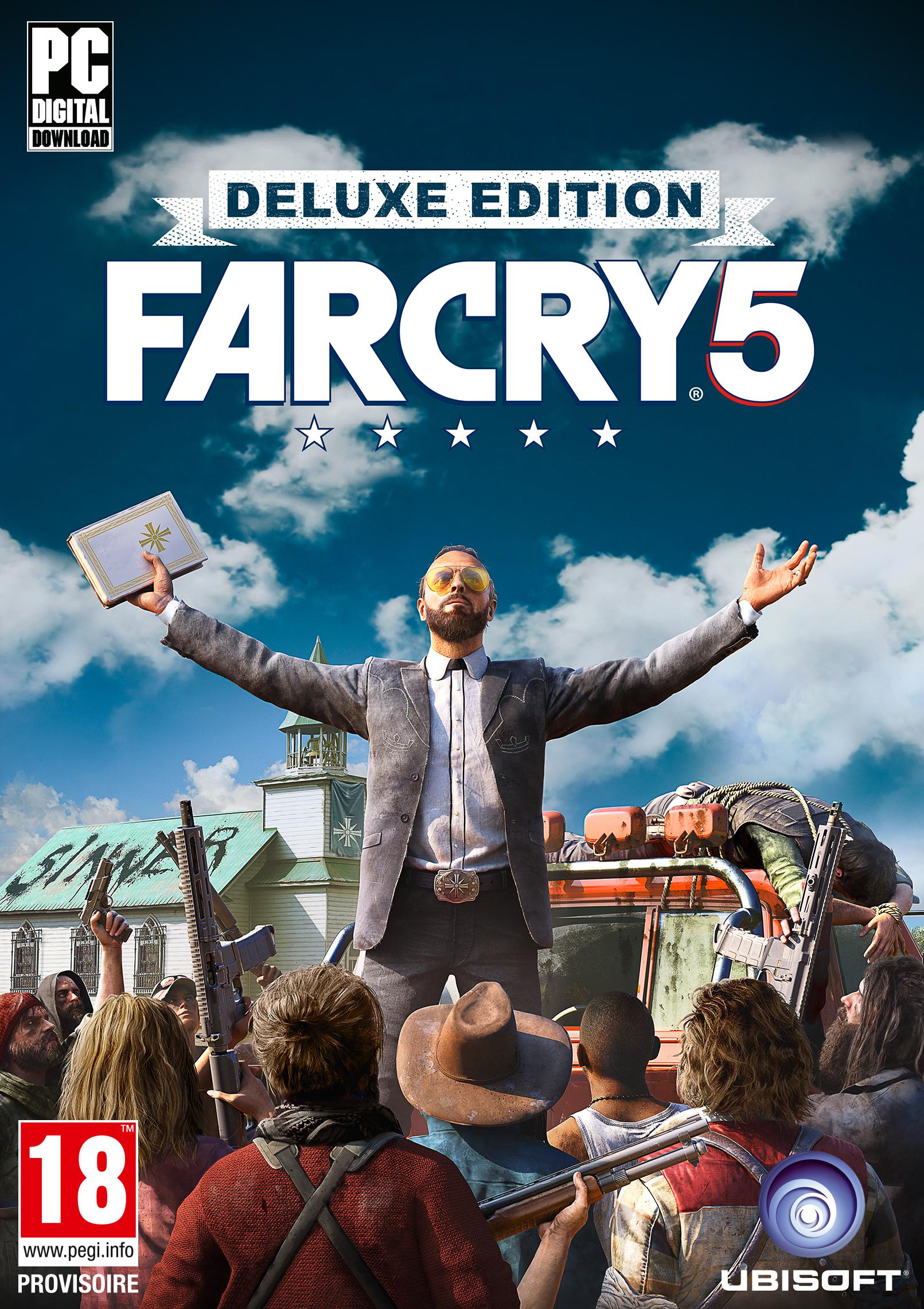 Far Cry 5 - Jeuxvideo serapportantà Jeux Video 5 Ans