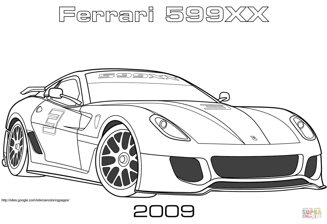 Ferrari F12 Coloring Pages 41 Best Images About Ferrari On encequiconcerne Ferrari A Colorier