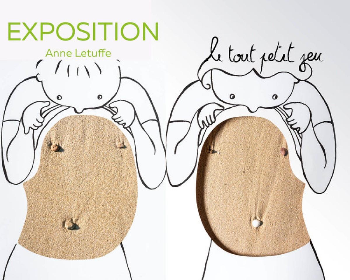 """Festival Saperlipopette : Visite Exposition """"le Tout Petit Jeu"""" encequiconcerne Jeux Tout Petit"""