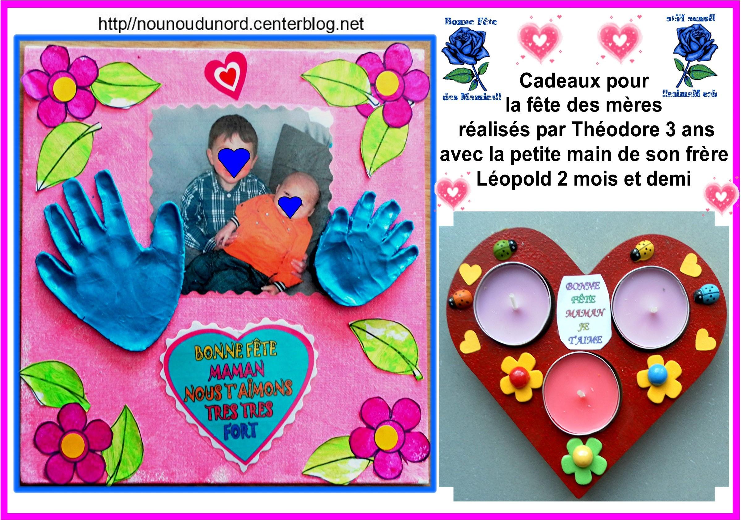 Fetes Des Meres destiné Activité Manuelle Enfant 4 Ans