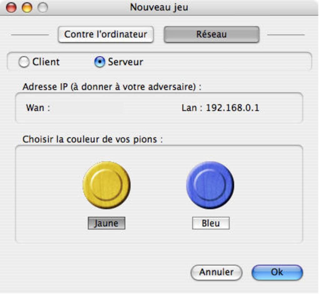 Fexpaze Pour Mac - Télécharger intérieur Jeux Gratuit Puissance 4