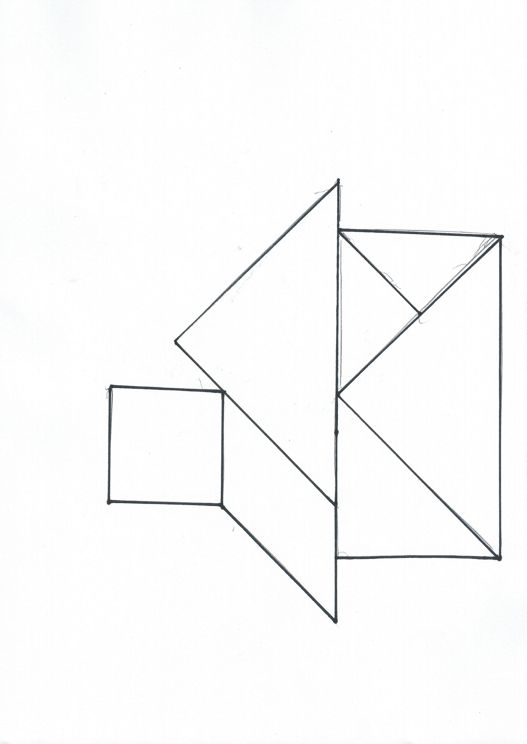 Fiches Contours Modèles Tangrams - Les Chouchous De La Maicresse serapportantà Modèle Tangram À Imprimer