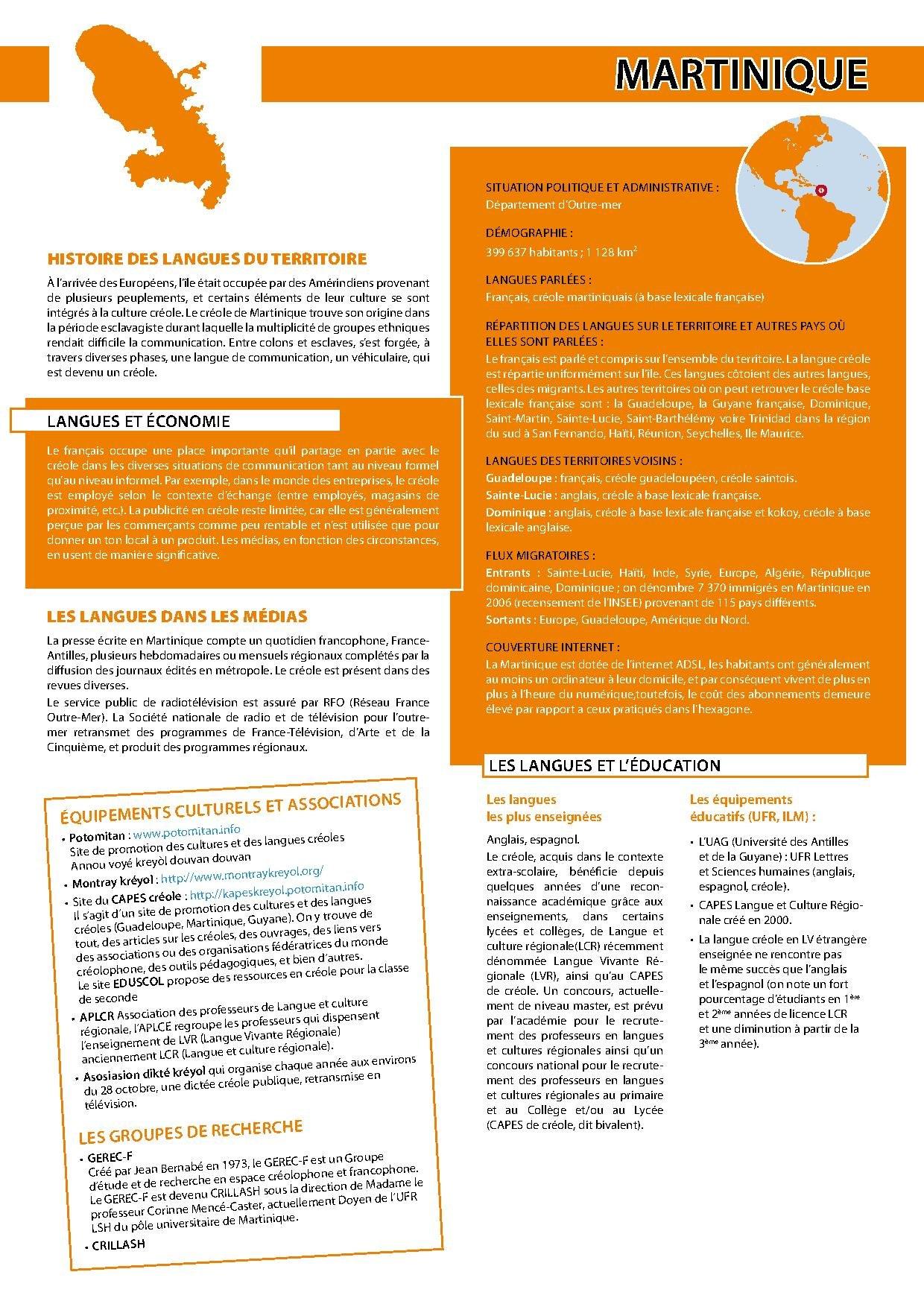 Fichier:fiche Territoire Martinique.pdf — Wikipédia encequiconcerne France Territoires D Outre Mer
