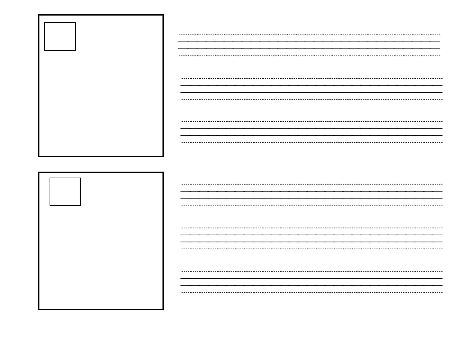 Fichiers Word Ou Pdf: Des Gabarits De Feuilles Pour Écrire encequiconcerne Feuille Lignée A Imprimer