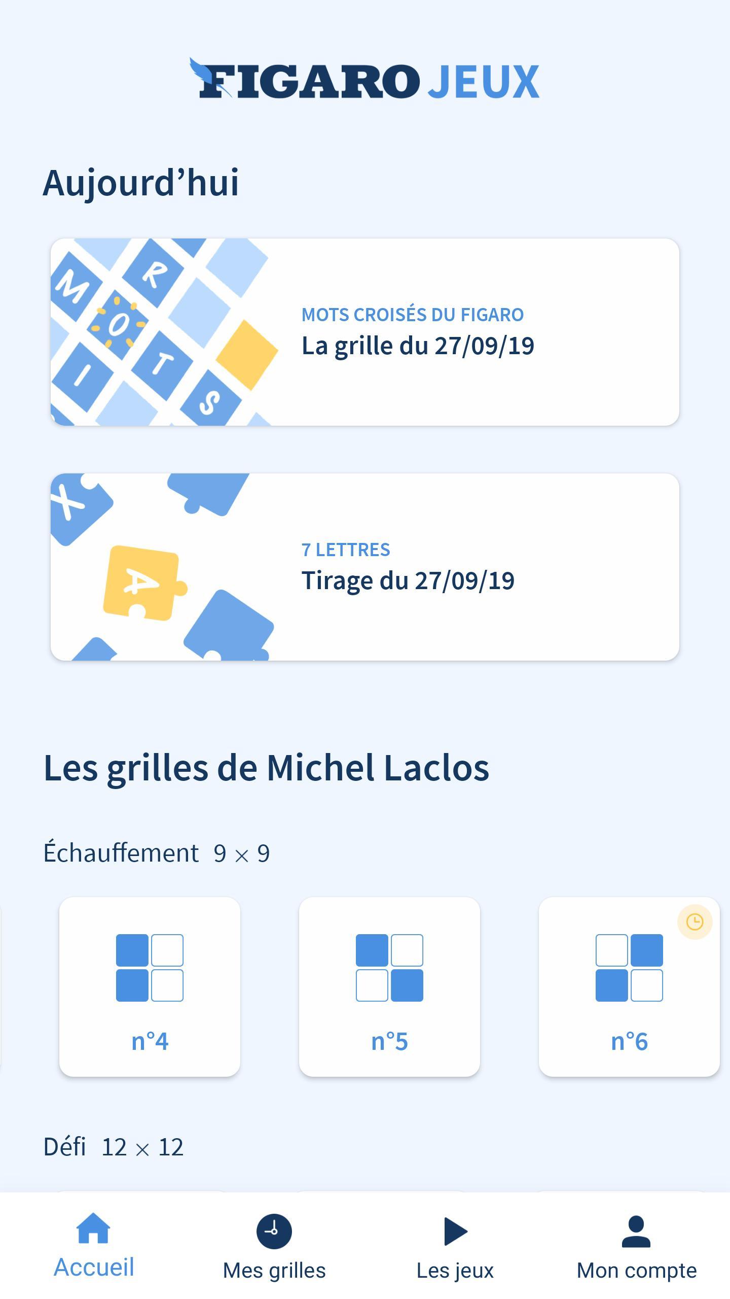 Figaro Jeux For Android - Apk Download serapportantà Jeu De Mot Croisé
