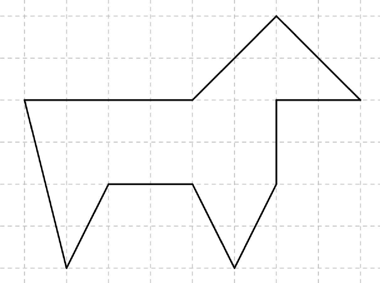Figures Sur Quadrillage - Autonom'maths pour Reproduction De Figures Sur Quadrillage