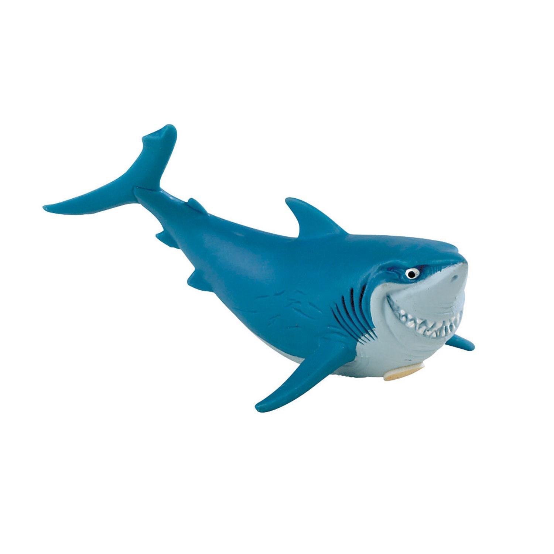 Figurine Le Monde De Nemo : Bruce Le Requin Blanc intérieur Voiture Requin Jouet
