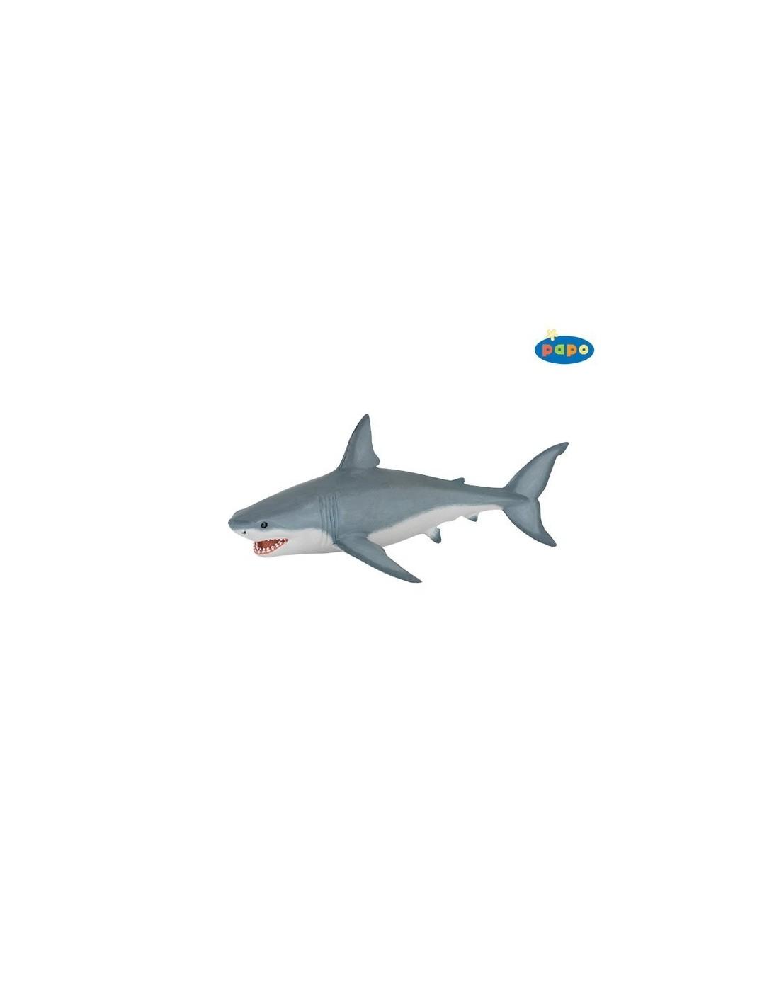 Figurine Requin Blanc - Papo à Jeux Gratuit Requin Blanc