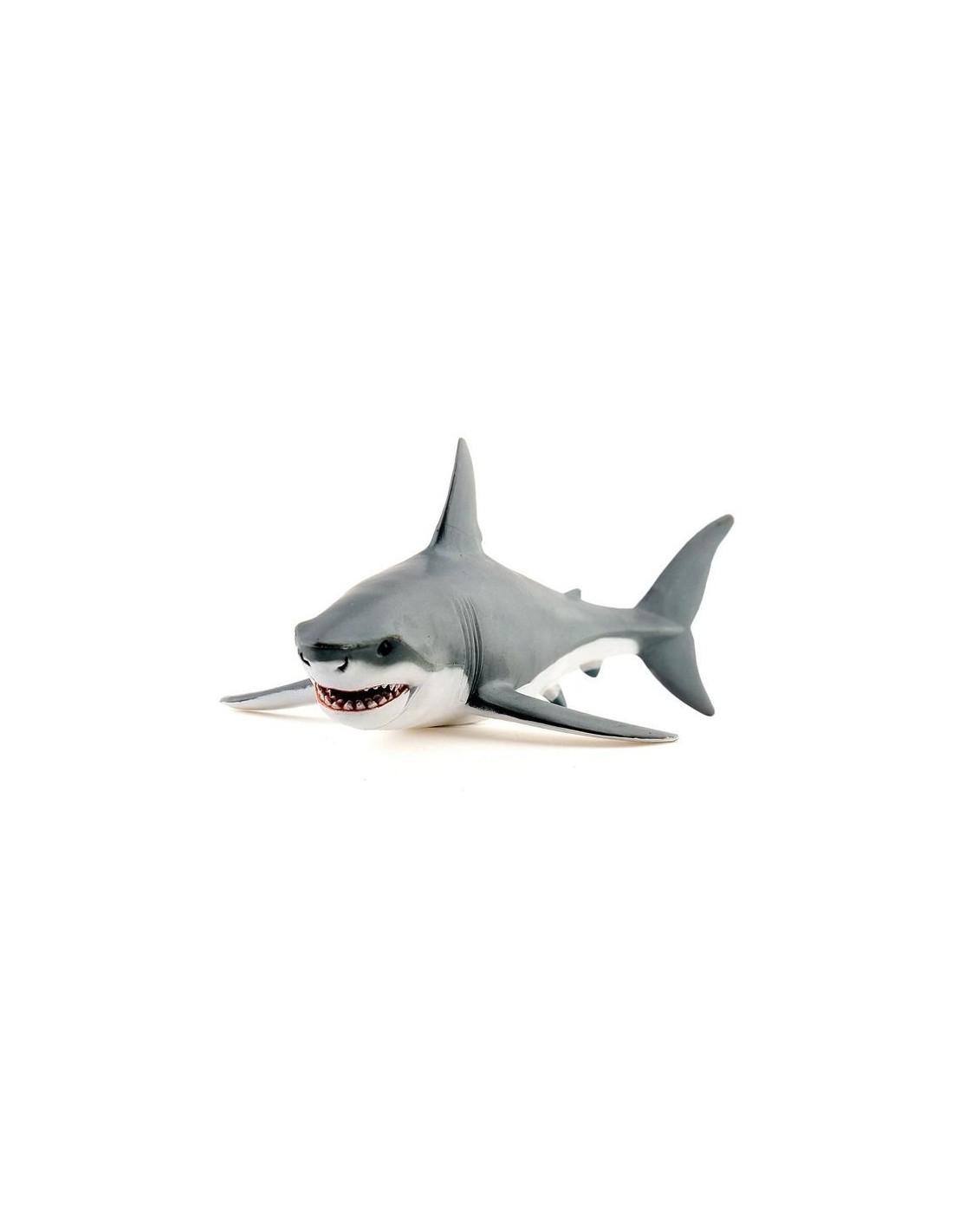Figurine Requin Blanc - Papo avec Jeu De Societe Requin