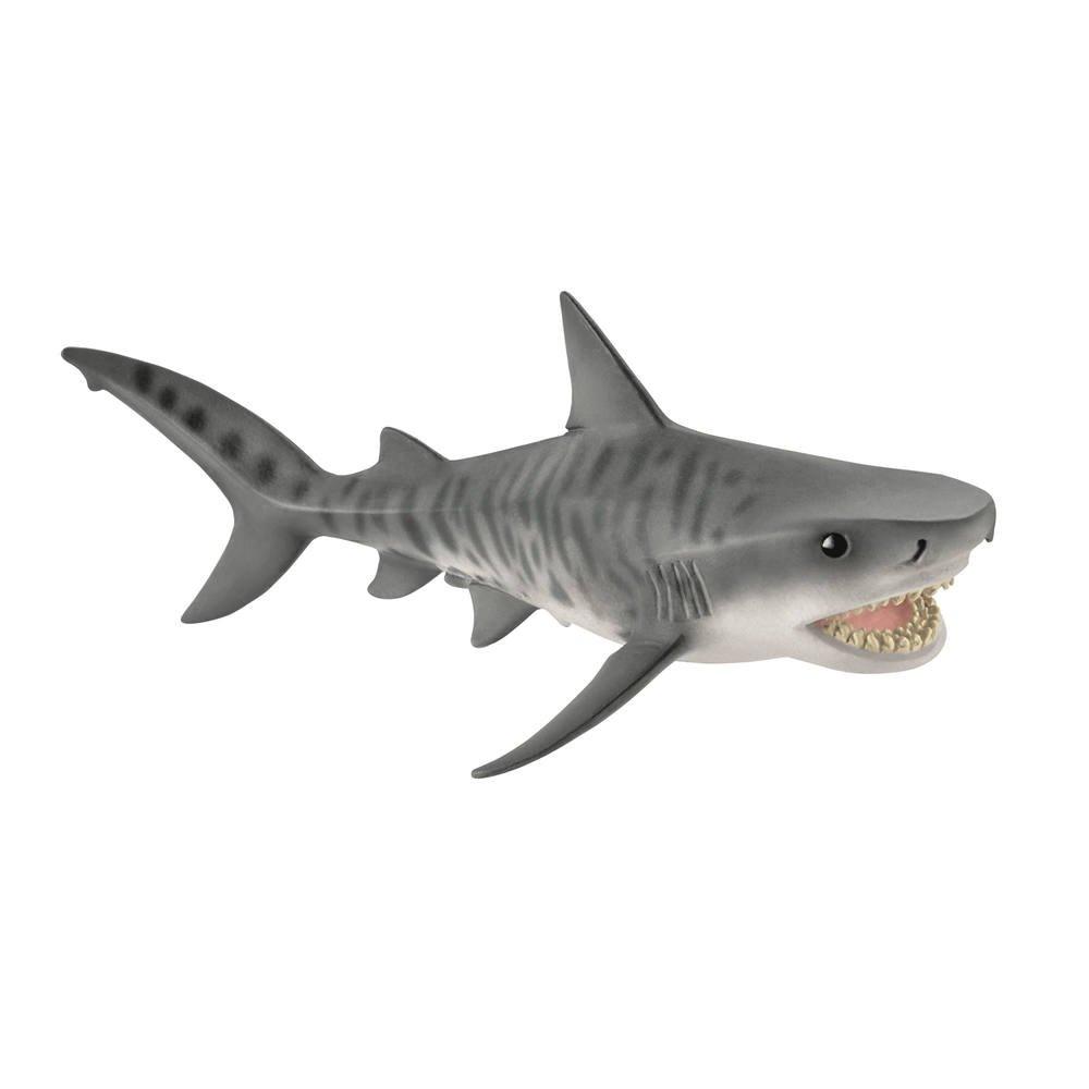 Figurine Requin Tigre | Figurines | Jouéclub dedans Jeux Gratuit Requin Blanc