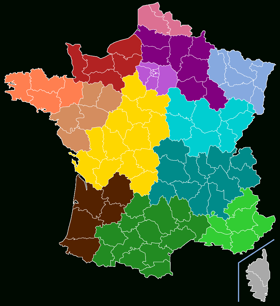 File:france Proposal Regions (2014) Map3.svg - Wikimedia Commons pour Les Nouvelles Regions