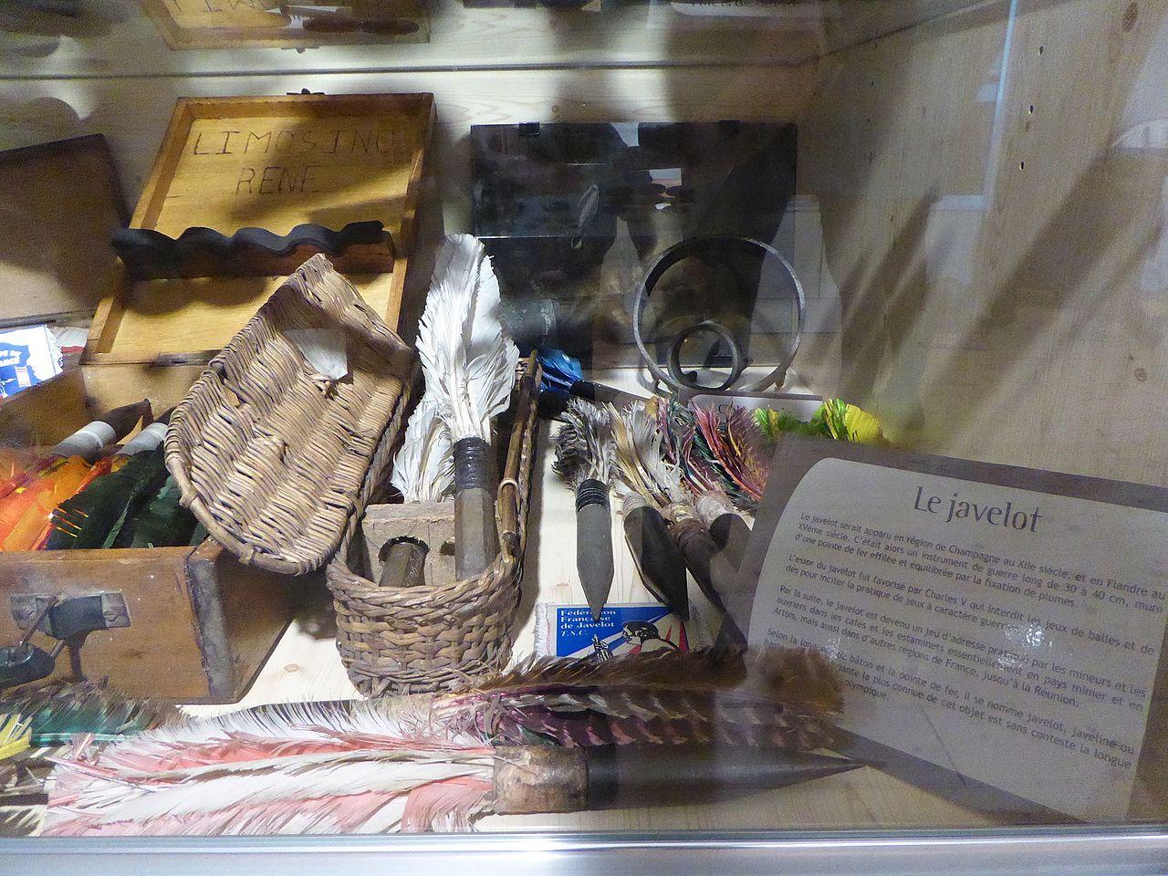 File:loon-Plage Musée Des Jeux Traditionnels (7) tout Jeux 3 À La Suite