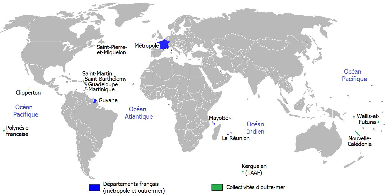 File:outre-Mer - Wikimedia Commons pour Département D Outre Mer Carte