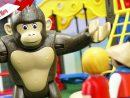 Film Playmobil En Français | Gorille À L'aire De Jeu serapportantà Jeux De Gorille Gratuit