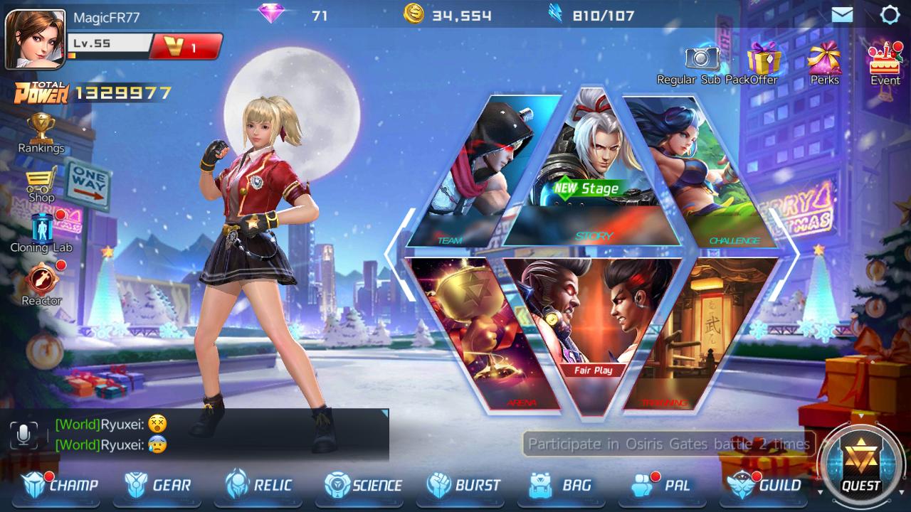 """Final Fighter : Enfin Un Jeu De Combat """"arcade"""" Qui Tient La serapportantà Jeux De Tout Gratuit"""