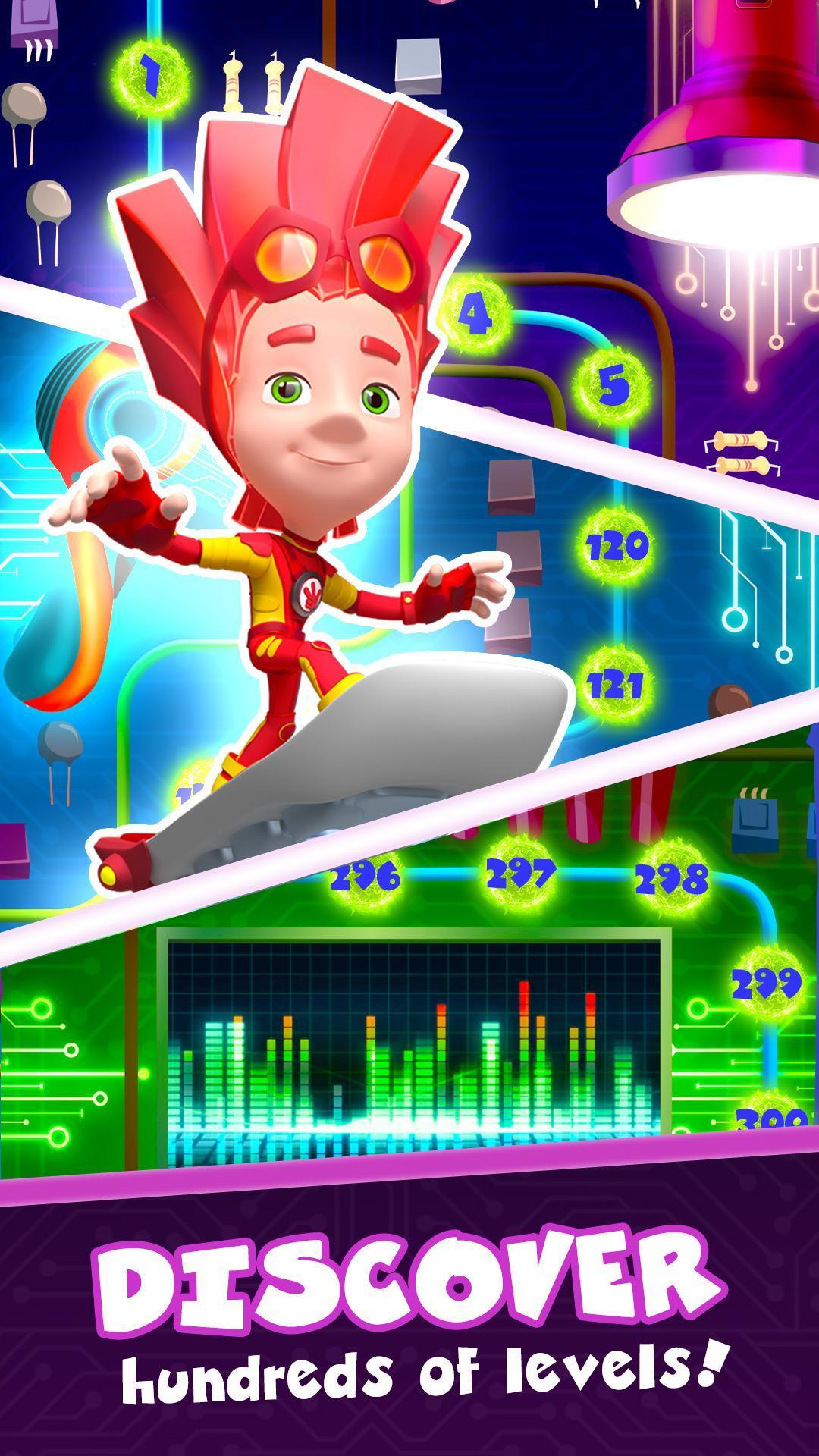 Fixies Boom! Jeux Trois En Ligne Ok Enfants Puzzle Pour pour Puzzle En Ligne Enfant
