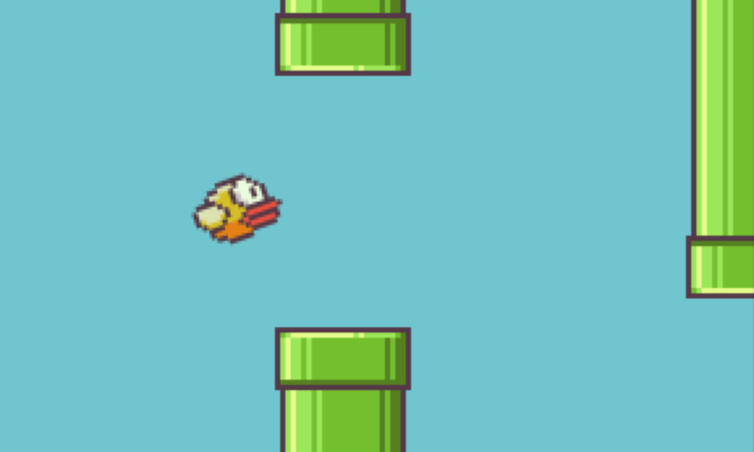 Flappy Bird Or: How I Learned To Stop Worrying And Love The à Jeux De L Oiseau