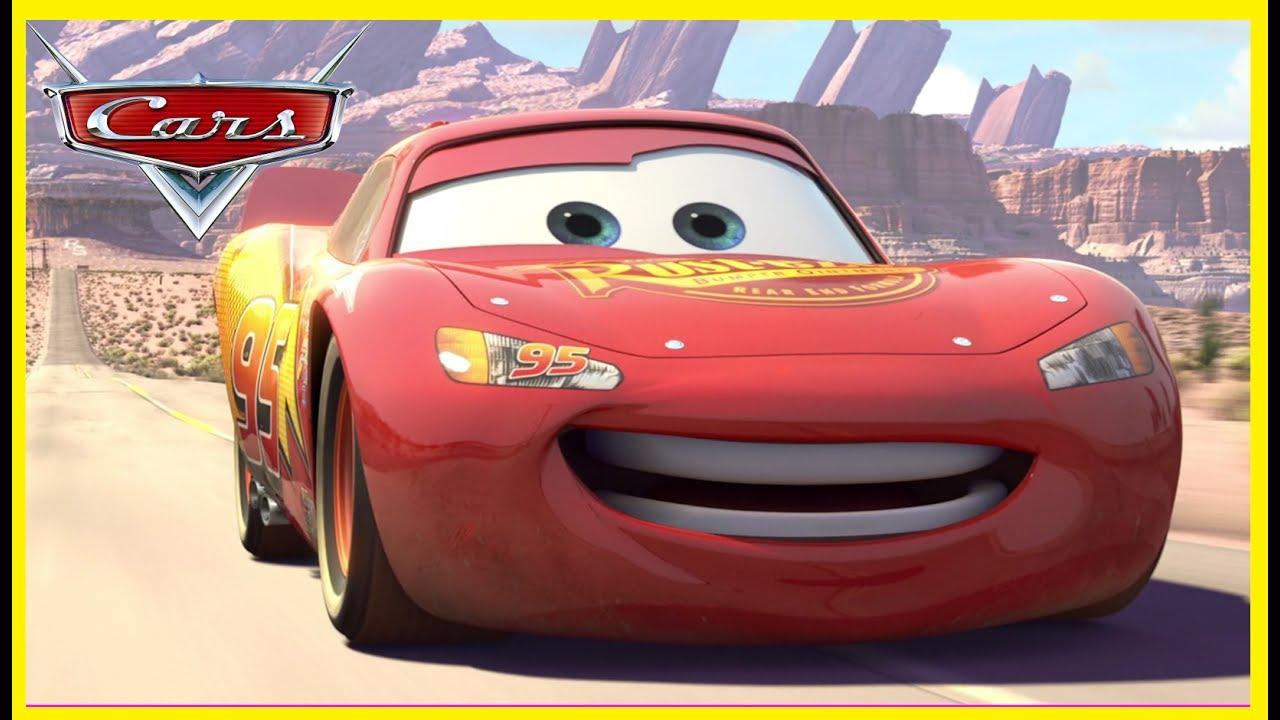 Flash Mcqueen - La Course Des Champions #1 - Jeux Disney Cars Français -  Appl Ios Pour Enfants à Jeux De Course Pour Enfants