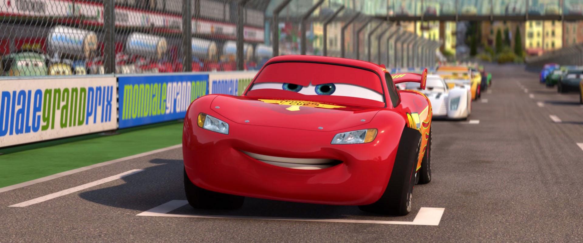 "Flash Mcqueen, Personnage Dans ""cars"". | Pixar-Planet.fr avec Flash Mcqueen Martin"