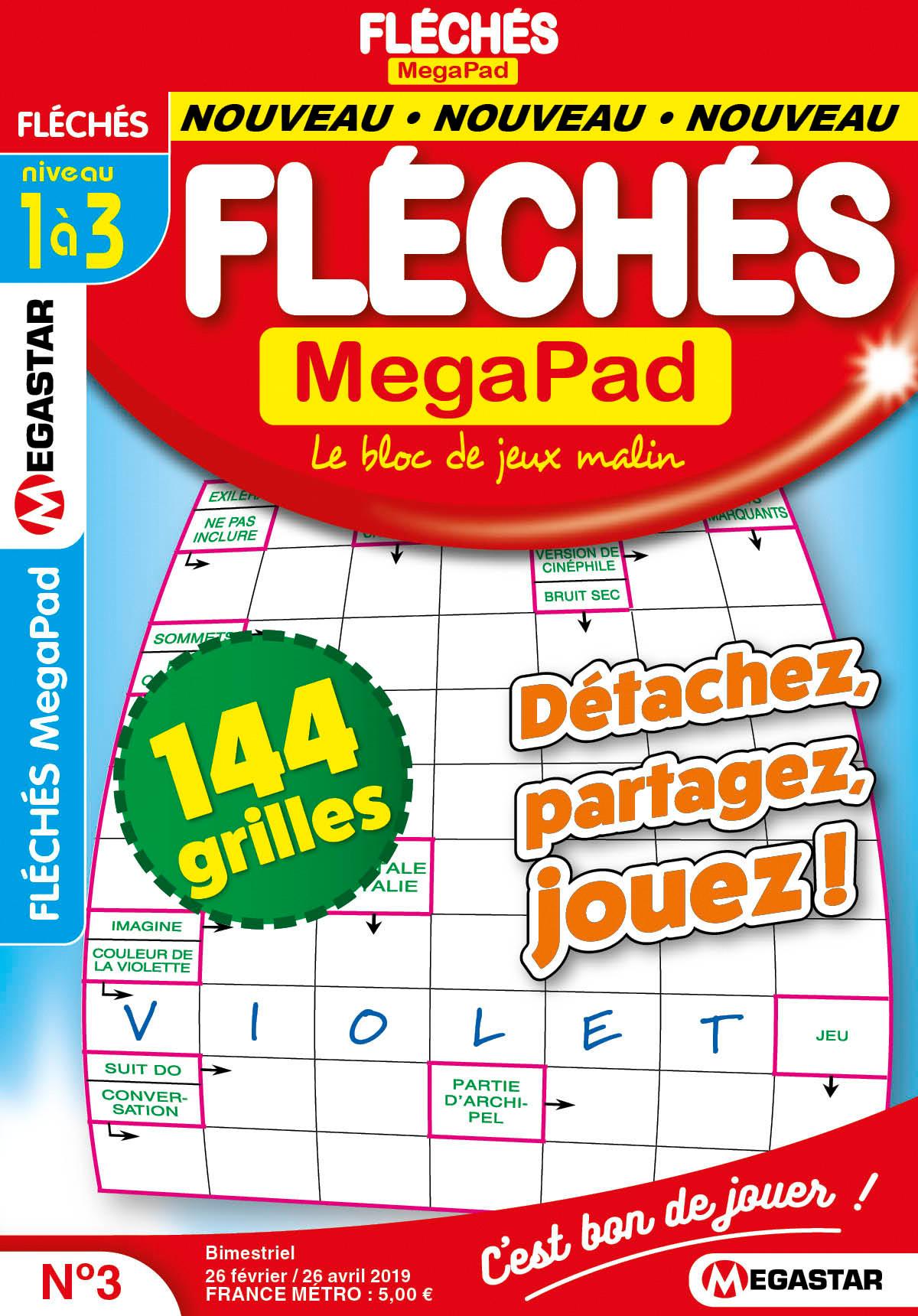 Fléchés Megapad tout Les Mot Fleches Gratuits