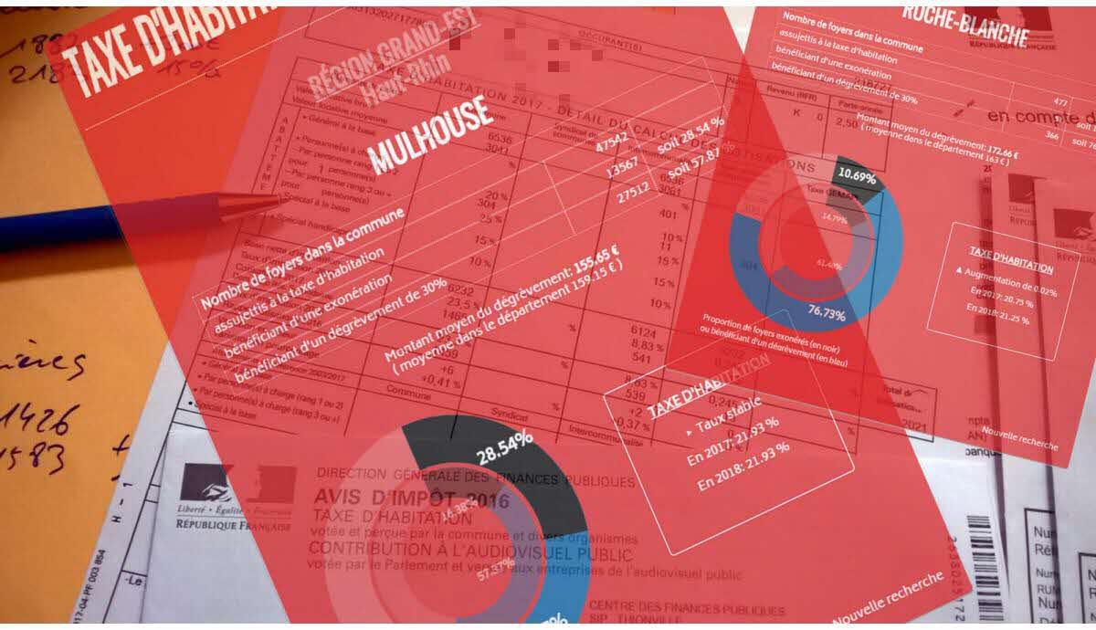 Flipboard: France Monde | Data. Combien De Foyers Paient La avec Combien De Departement En France