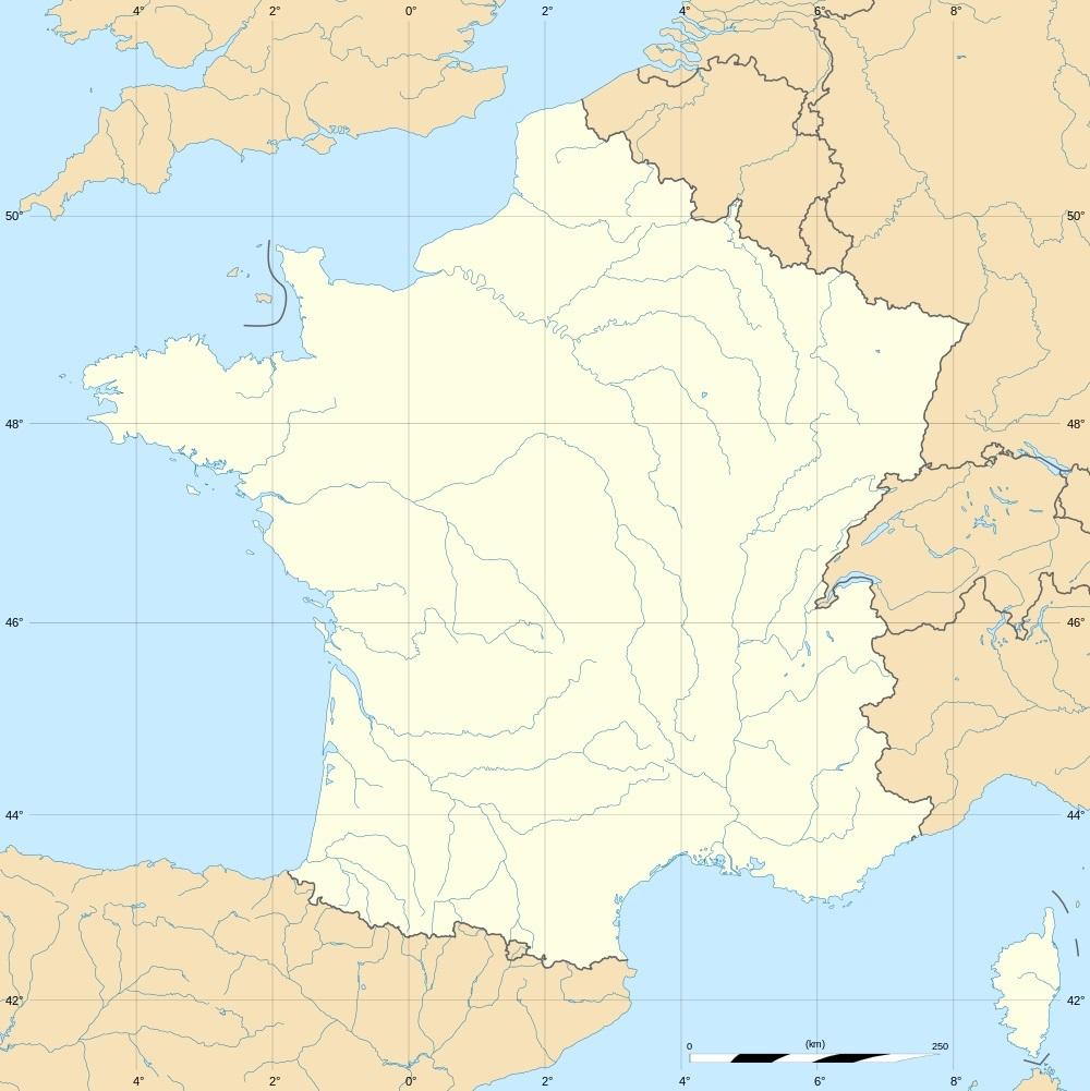 Fond De Carte Avec Les Rivières Et Fleuves De France tout Carte Vierge De France