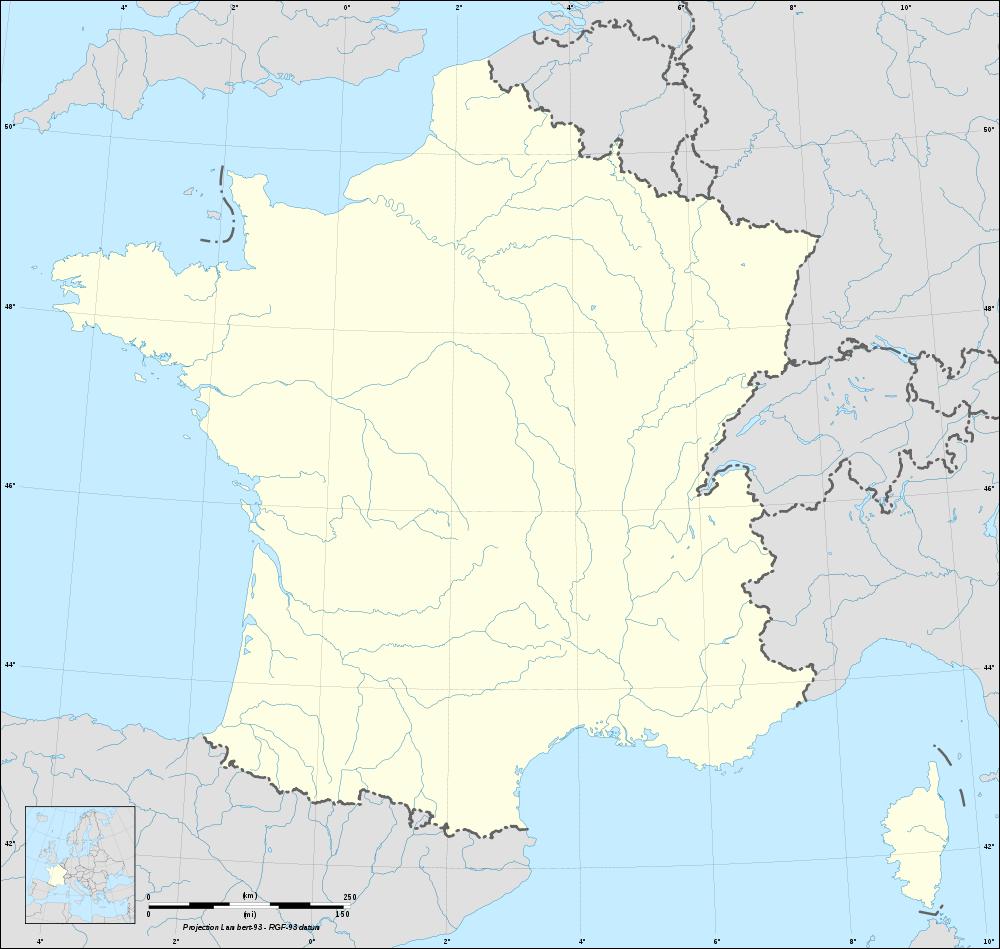 Fond De Carte De France Avec Rivières Et Fleuves | Fond De intérieur Carte De La France Vierge