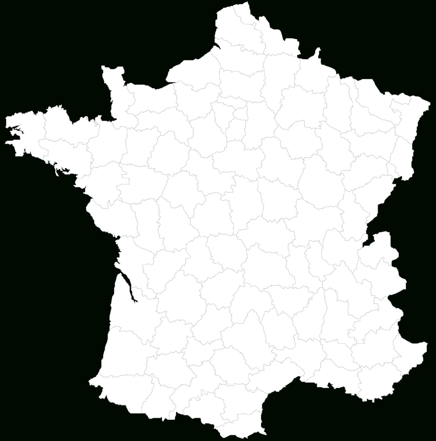 Fond De Carte De France encequiconcerne Fond De Carte France Vierge