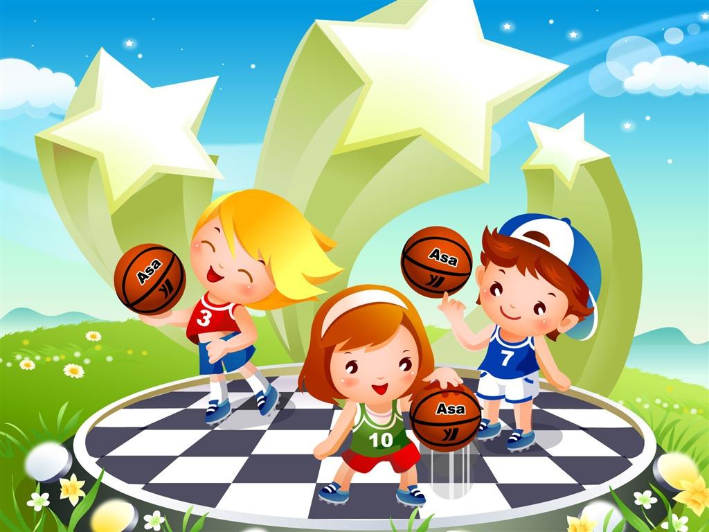 Fond D'écran Jeux Pour Enfants (2) #9 - 1024X768 Fond D destiné Telecharger Jeux Enfant